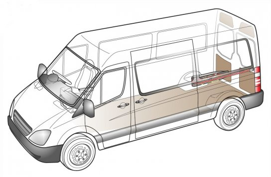 Wheelchair Accessible Vehicle Conversion Products